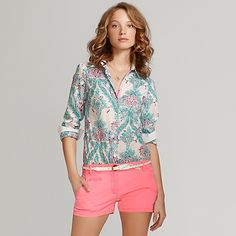 Image for PAISLEY PRINT BUTTON FRONT SHIRT from Tommy Hilfiger USA