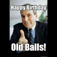 60 Funny Happy Birthday Memes of The Day For Your Loving One -39 #funny #picture #meme