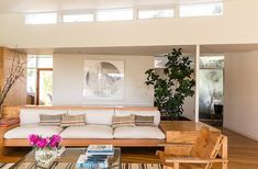 Mid century family home in Silverlake