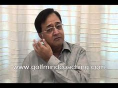 In this video Mr. Pradeep Aggarwal teaches you about the power of words in golf. The words you speak can affect your game in a dramatic manner.  During shots, if you speak negative words or say about the bad shots your body get tights and your energy level decreases. Same implies, if you use positive words or talk about only good shots, automatically your game improves and you will play more and more good shots. learn the golf tips, golf videos on putting, golf mental toughness....
