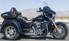 2014 Harley-Davidson® Trike Tri Glide® Ultra Motorcycles Photos & Videos