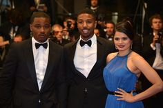 Film cast - Red carpet - Fruitvale Station © AFP Ryan Coogler, Fun Facts, Theatre, Red Carpet, It Cast, Cannes Film Festival, Film Festival, Funny Facts, Theater