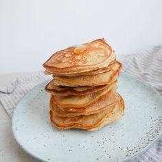 9 ark pan maaltider til lette ugedags middage pan pan shrimp boil Gluten Free Breakfasts, Pancakes And Waffles, Lidl, Vegan Sweets, Cake Cookies, Pesto, Foodies, Vegan Recipes, Brunch