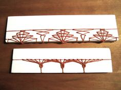 Japanese stab binding pattern: 'Tornados and Whirlygigs'