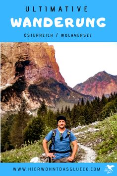 Die ultimative Wanderung zum Wolayersee in Österreich. Der Wolayersee in der Gemeinde Lesachtal (Kärnten) verspricht eine wunderbare Abkühlung bei heißen Sommertagen. Noch dazu gehört diese Wanderung zu den schönsten der Region. #hike #wolayersee #wanderninösterreich German, Hiking, Happiness, Happy, Nature, Travel, Outdoor, Europe Travel Tips, Communities Unit
