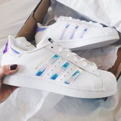 LOVEEEEEEEE adidas Originals Superstar 80s Rose Gold Metal Toe