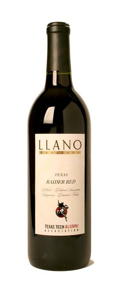 Raider Red is always a great wine no matter the occasion! Each year Llano Estacado Winery produces limited amounts of Red Raider wines. #TTAA #SupportTradition #TexasTech