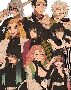 《Kimetsu No Yaiba》Fanart + Doujinshi - Fanart các Trụ - Página 3 - Wattpad Bts Anime, Chica Anime Manga, Anime Meme, Anime Art, Animé Fan Art, Fanart, Dragon Slayer, Slayer Anime, Animes Wallpapers