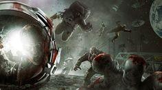 "Custom Zombies ""A GRAND MOON"" - SPACE ZOMBIES! (CoD WaW Custom ..."