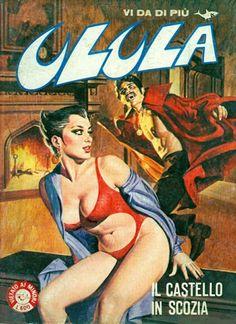 Комиксы хоррор секс