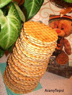 AranyTepsi: Pizzavarázs tallérok