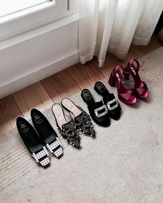 My last shoes obsession  which one should I wear x @paolostella bday party tonight?