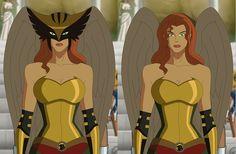 Hawkgirl: Public Enemies by ~AMTModollas on deviantART front Dc Comics Characters, Female Characters, Marvel Dc, Marvel Comics, Comic Character, Character Design, Super Heroine, Hawkgirl, Batman