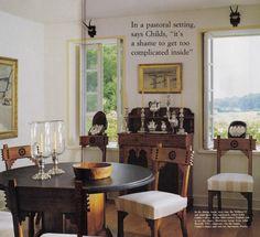 Antony Childs-Virginia Farmhouse-HG-July 1993-William Waldron