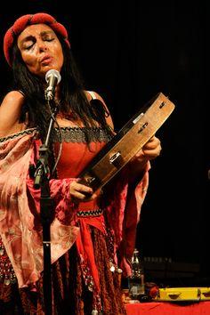 Alessandra Belloni, singer, percussionist, healer, & international treasure.