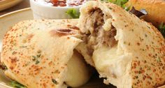 Have You Ever Had A Stuffed Calzone? This Is Taking Comfort Food To A Whole Other Level!