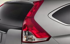 Honda CR-V Exterior detail