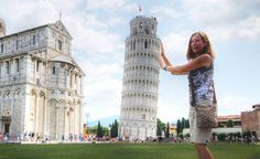 Unbelievable Examples of Forced Perspective