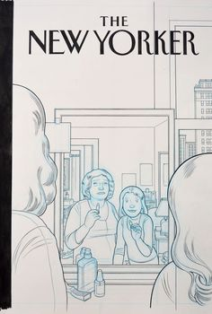 chris ware | The new yorker