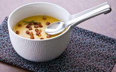 A dica para o inverno é fazer uma bela sopa para esquentar a alma e o estômago. Confira as receitas