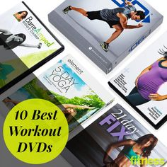 10 Best Workout DVDs |  Yes, you can get slim without the gym. Just try one of these dream routines right in your living room. We sweated the testing—nearly 70 of the latest titles—you reap the rocking body. Whether you want to burn fat, build muscle, or beat stress, we've found the perfect workout DVD for you.  By Lauren Cardarelli and Bethany Cianciolo - Top Allover Toner - Fitnessmagazine.com