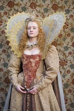 Anne Marie Duff is one of only two actresses to play Elizabeth Tudor on-screen from her adolescence, before she took the throne, until her death in 1603. Description from pinterest.com. I searched for this on bing.com/images