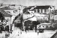 date??. Photograph of the Rua da Guarda Velha.