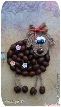 Zajímavý malý nápad s ovcemi. Pro inspiraci! - Šití klub - domácí Moms Animal Crafts For Kids, Craft Projects For Kids, Easter Crafts For Kids, Toddler Crafts, Diy For Kids, Easy Fall Crafts, Diy Home Crafts, Christmas Crafts For Kids, Art N Craft