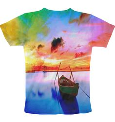 Beautiful Sky T-Shirt...T shirts available for men,women & kids...visit my store www.freecultr.com/store/gr8tees4all #freecultrexpress #trending #SkyBlue #nature #landscape