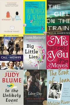 What Should You Read Next?  These 9 Great Books! I love to read.  Here are 9 book recommendations perfect for summertime.