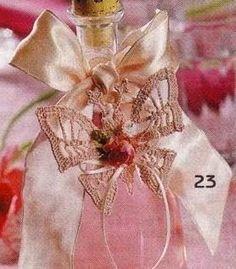 Mi Hobby Arte: Crochet mariposas
