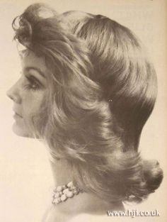 1970s Wedding Hair (Source: hji.co.uk)  Long hair is the most advantageous type. You can let it down and go for a 1970s look with loose waves and lots of volume (you can even add a few braided strands for a more bohemian look).