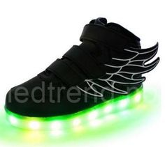 Cheap children shoes with light, Buy Quality led children shoes directly from China children shoes Suppliers: 2016 New USB Charging Basket Led Children Shoes With Light Up Kids Casual Boys&Girls Luminous Sneakers Glowing Shoe Hook&Loop Moda Sneakers, Girls Sneakers, Best Sneakers, Sneakers Fashion, Shoes Sneakers, Girls Flats, Casual Sneakers, Adidas Shoes, Led Light Up Sneakers