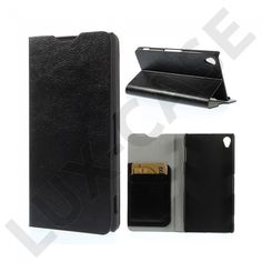 Mankell (Svart) Sony Xperia Z3 Læretui