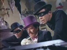 Batman 1966 Penguin   Batman (1966 TV Series) Episode: The Penguin's a Jinx