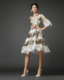 Mis Queridas Fashionistas: Dolce & Gabbana Fall-Winter 2014