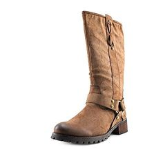 Report Tessah Women US 9 Brown Boot >>> For more information, visit image link.(This is an Amazon affiliate link and I receive a commission for the sales)
