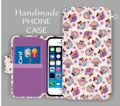 Purple Owl iPhone Case iPhone 6S Plus iPhone 6 by superpowerscases