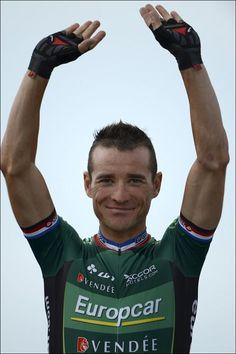 Tour de France Gallery: Team presentation - Thomas Voeckler (Europcar)