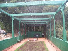 Baseball Batting Cage Nets -Seamar Sport and Specialty Netting Baseball Gifts, Baseball Season, Baseball Mom, Baseball Field, Batting Cage Nets, Batting Cage Backyard, Backyard Sports, Backyard Baseball, Pitching Mound