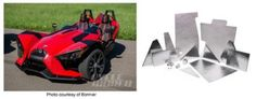 DEI Helps Cool off the Red Hot Polaris® Slingshot™