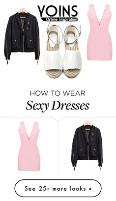"""Untitled #7"" by lukat on Polyvore featuring yoins"