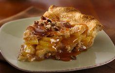 Caramel Apple Pie. The perfect fall recipe