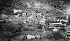 Aerial view of campus by The University of Kansas Official Flickr Site, via Flickr