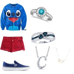A fashion look from March 2015 featuring J Brand shorts, Vans sneakers and Allurez rings. Browse and shop related looks.
