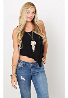 Kelly Necklace Top
