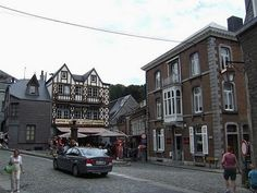 Durbuy, Luxembourg : one of the smallest cities in the world