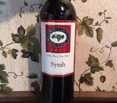 """We're cracking open a bottle of Laurel Lake Vineyards 2011 Syrah tonight as we consider the very real need for food preparation.   """"C'est la vie c'est la Syrah"""" or something like that.   As I think about it now I realize that perhaps I should invent """"The Wheel of Pairing"""".  Each night as the wine drinker wonders what meal to prepare with the given varietal they're drinking they would simply spin the """"The Wheel of Pairing"""" and whatever it lands on is what they'd lie and say they're eating…"""