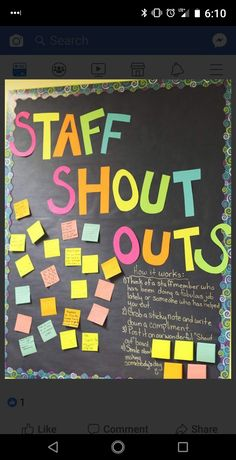 A Few Ways to Say Thank You to Teachers A Few Ways to Say Thank You to Teachers Teacher Appreciation Week<br> Teacher Morale, Staff Morale, Employee Appreciation Gifts, Teacher Appreciation Week, Employee Gifts, Teacher Thank You, Teacher Gifts, Teacher Shout Out Board, Staff Gifts