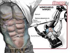 Love Handles To Razor-sharp Obliques | FitnessRX for Men